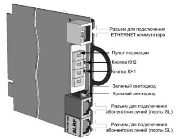 Плата DXE slb7-08
