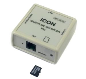 ICON запись разговора TR1