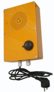 GC 4017M2 переговорное устройство громкоговорящей связи