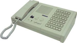 Пульт селекторной связи серии GC 1036K