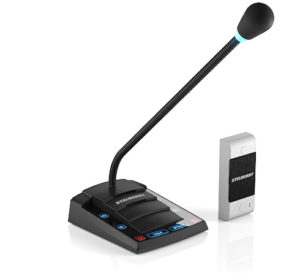 Переговорное устройство «клиент-кассир» серии STELBERRY S-500