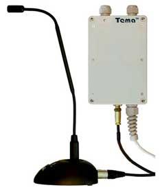 Прибор громкоговорящей связи Tema S